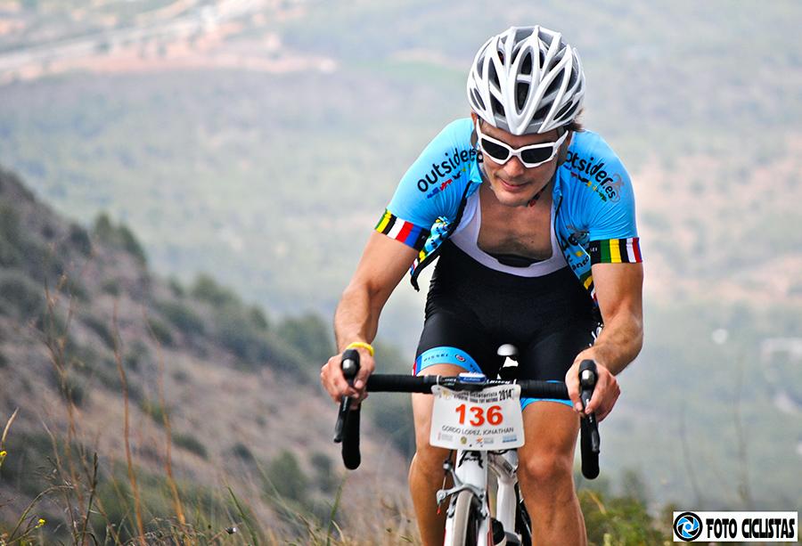 La fase más exigente del entrenamiento ciclista